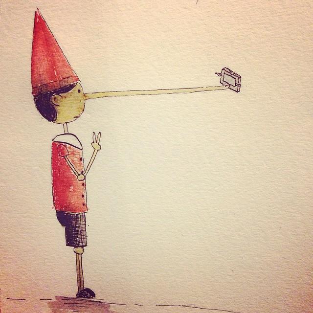 Pinocchio secondo Picci