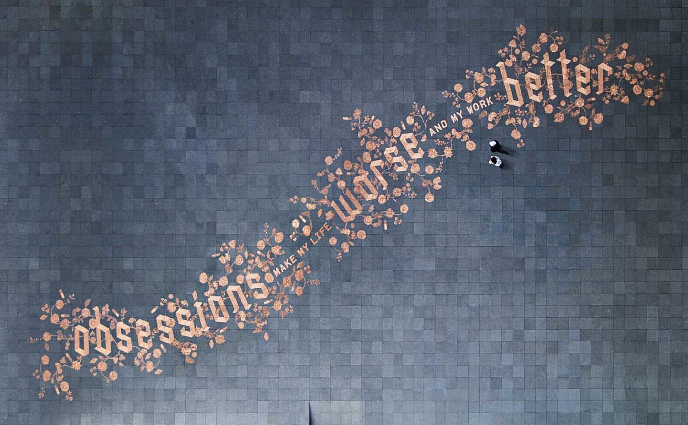 Obsessions di Stefan Sagmeister