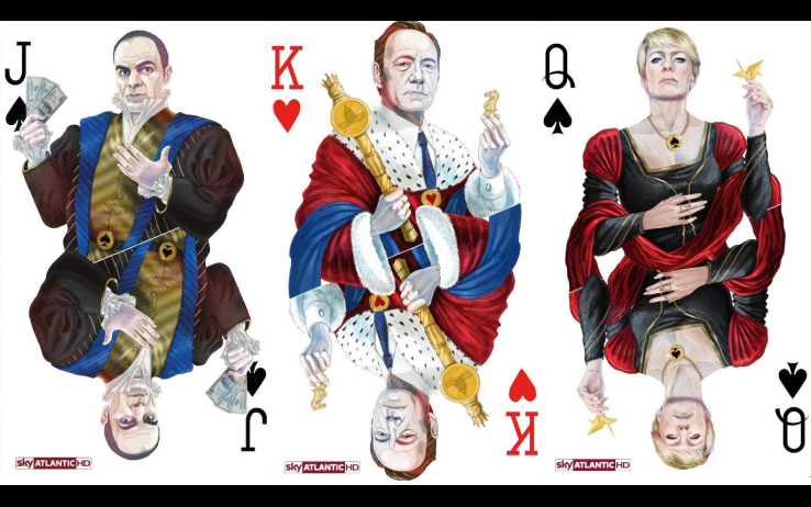 House of cards - carte