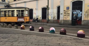 Trono di spade: guerrilla marketing a Milano