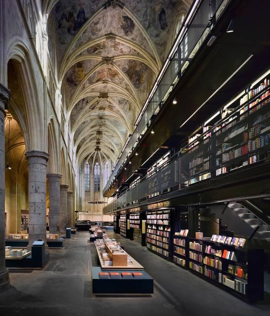 Boekhandel Selexyz Dominicanen, Maastricht