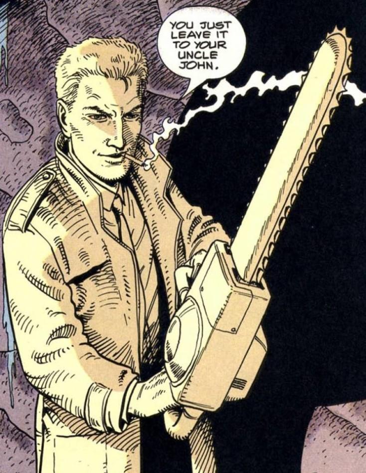 Constantine - Hellblazer