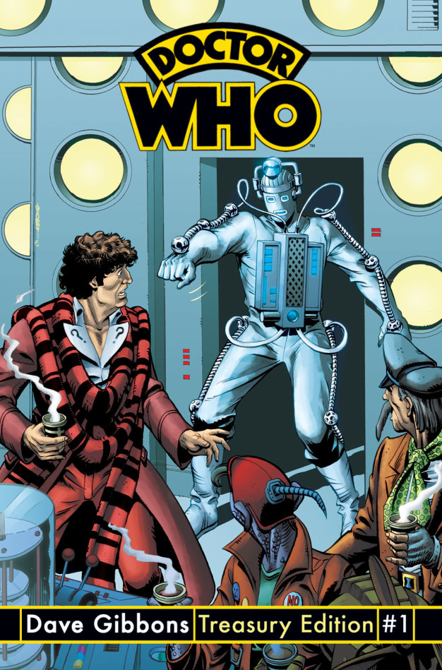 Doctor Who_Dave Gibbons_