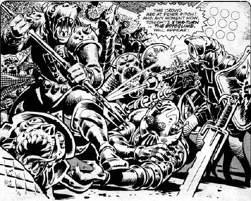 Doctor Who_Dave Gibbons