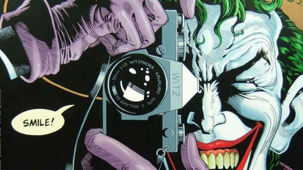 Batman Killing-Joke