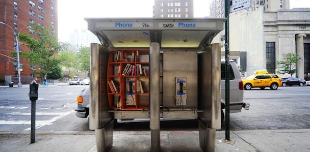 John Locke - Bibliocabina a New York