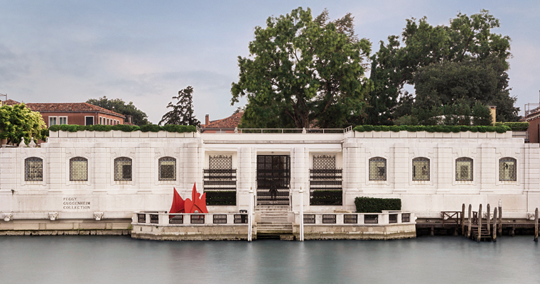 peggy guggenheim collection di venezia