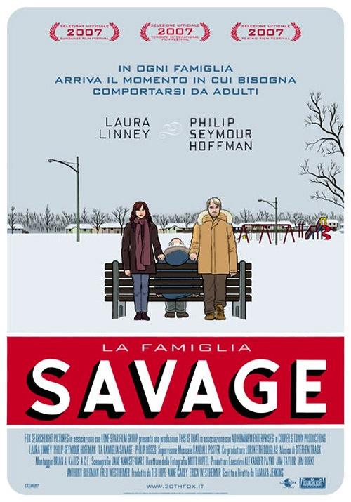Savage, poster