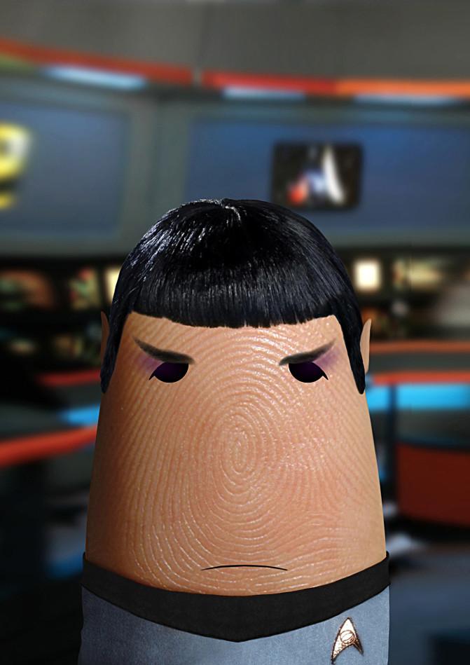 Dito_Spock ©ditovontease.com