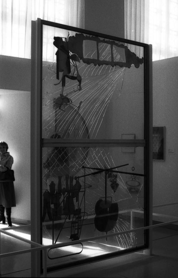 Marcel Duchamp - Il Grande Vetro