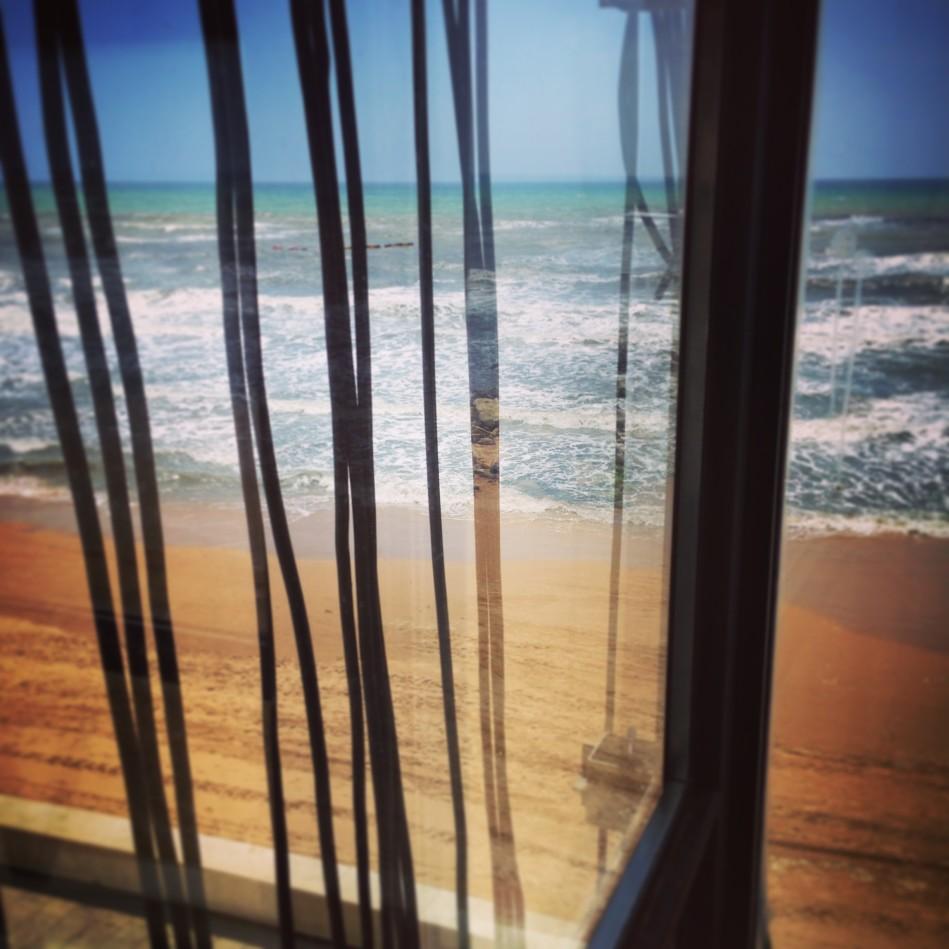 Installazione in riva al mare Met 2015