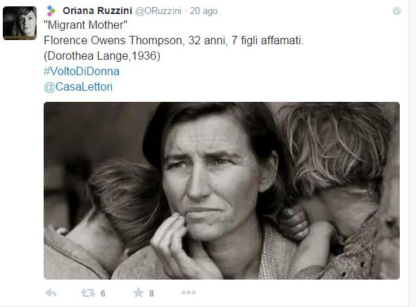 Foto da Twitter @ORuzzini