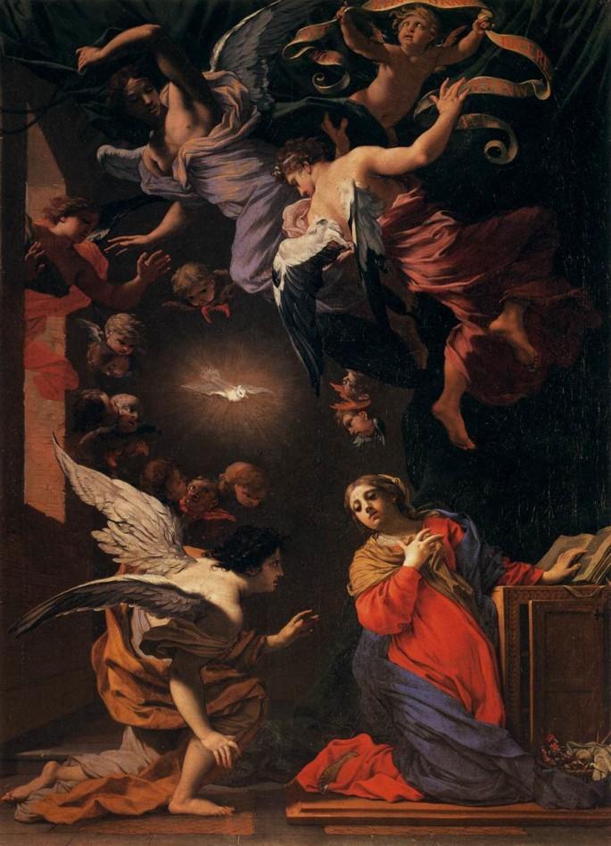 Simon Vouet_Annunciation
