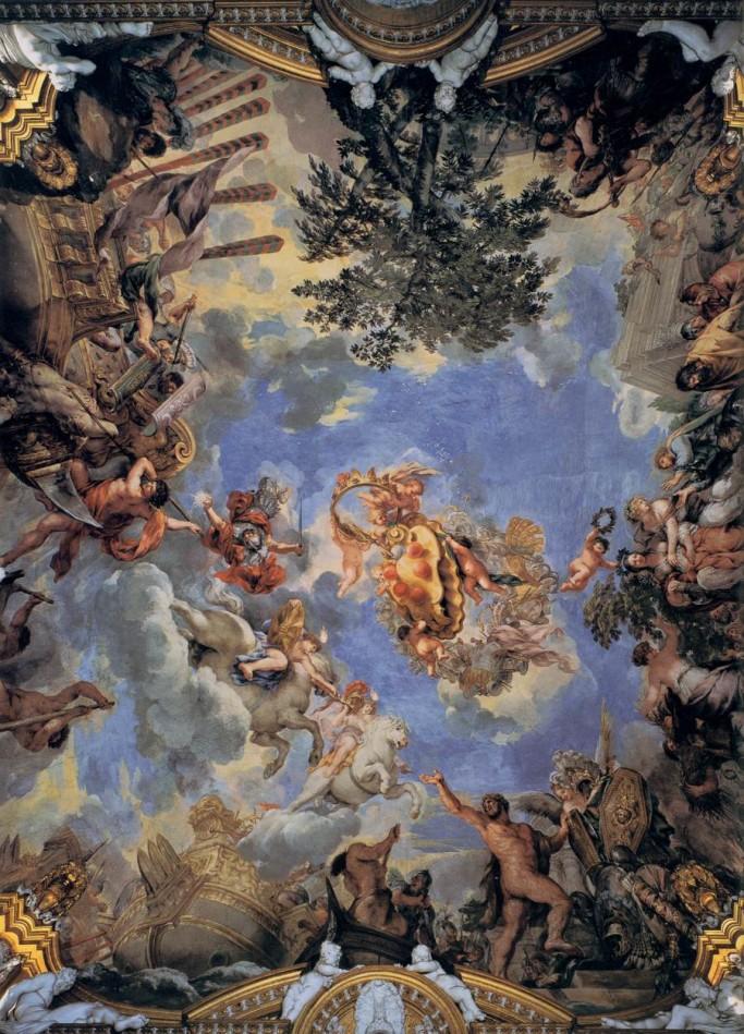 Pietro da Cortona_Palazzo Pitti