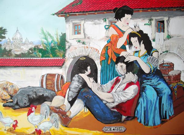 Carbonaro_Sacra familia