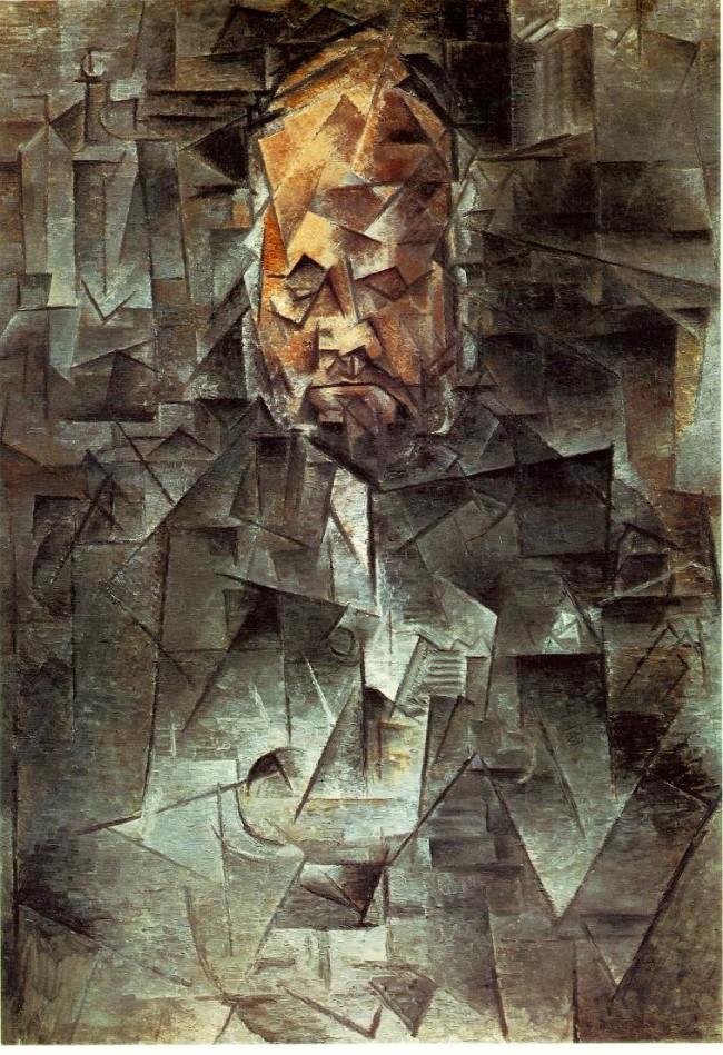 Pablo Picasso_Vollard