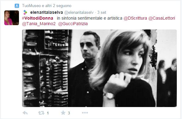Monica Vitta per #voltodidonna