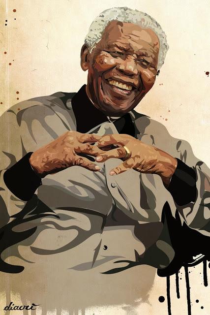 Diavù_Nelson Mandela