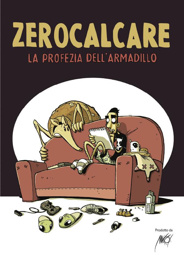 Zerocalcare_La profezia dell'armadillo