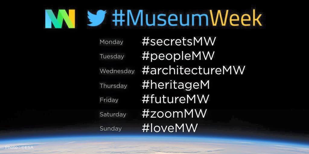 hashtag Museum Week