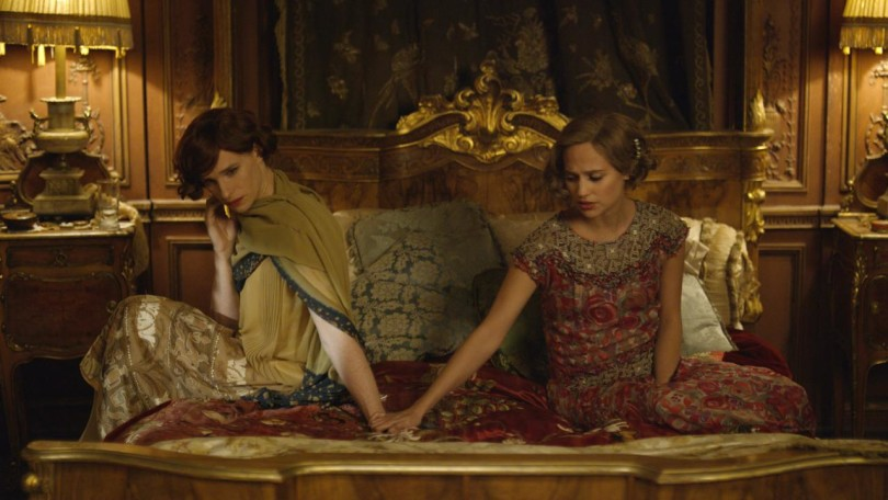 Danish Girl - Eddie Redmayne