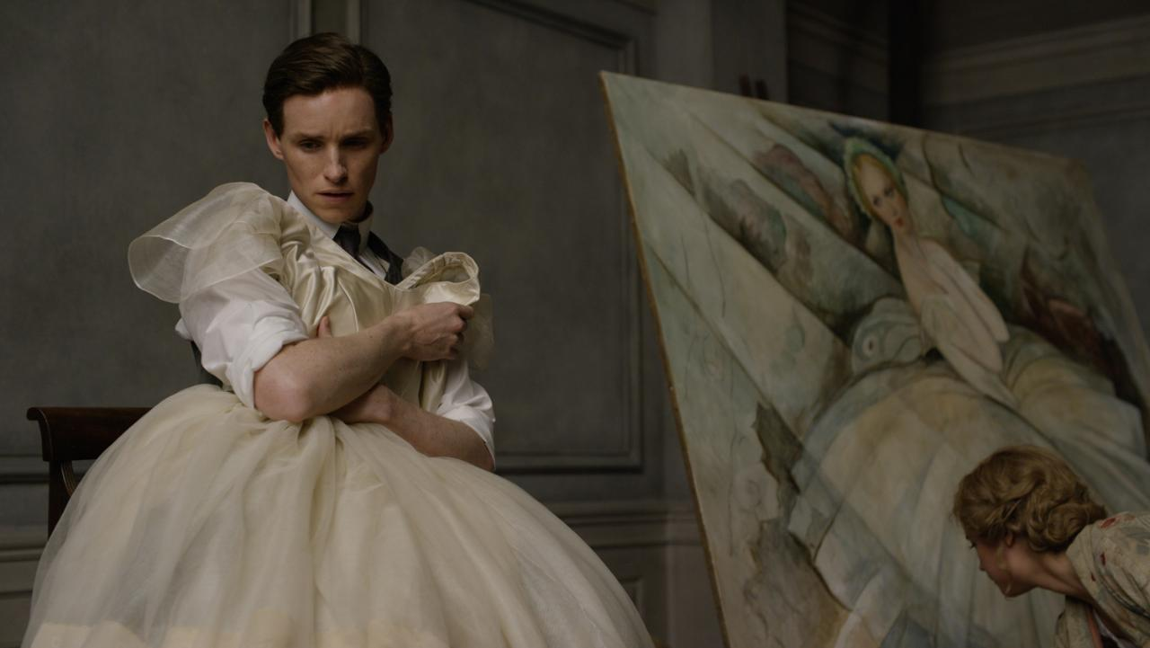 Eddie Redmayne  - Danish Girl