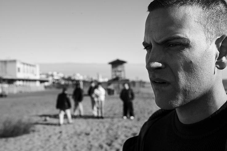 Alessandro Borghi, foto di Matteo Graia