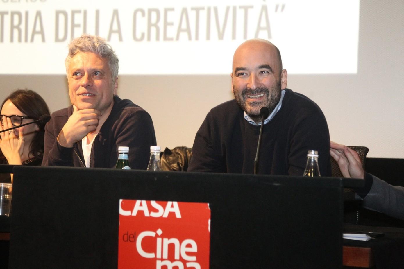 Menotti e Nicola Guaglianone