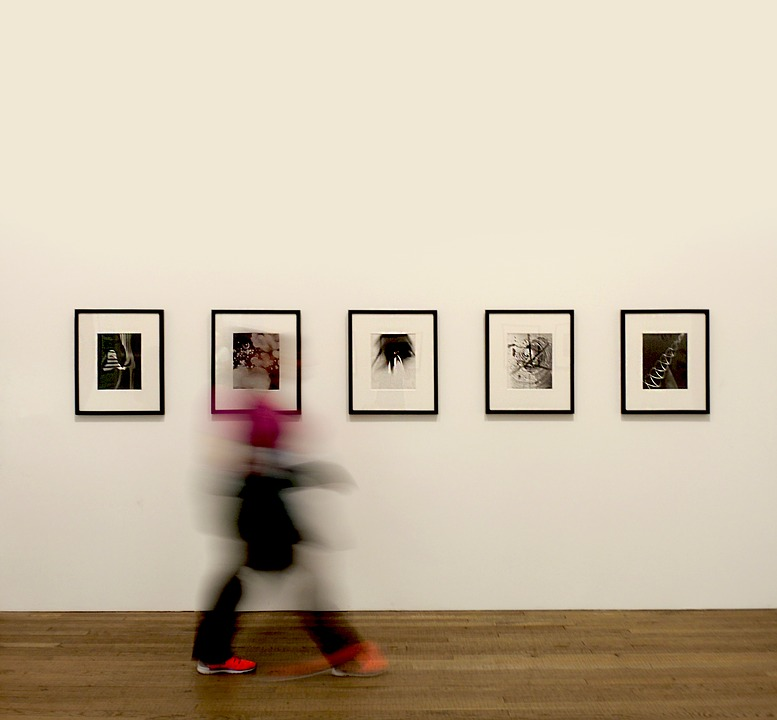 slow art: osservare l'arte lentamente