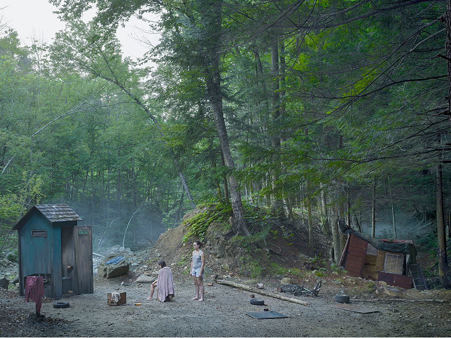 Cathedral of Pines - Gregory Crewdson