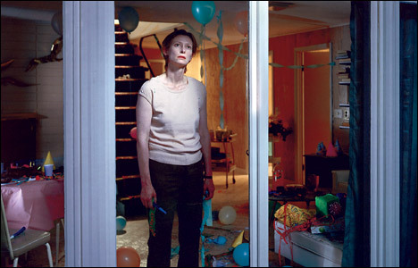 Tilda Swinton - Gregory Crewdson