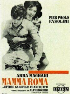 Mamma Roma Locandina