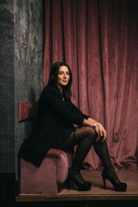 Sabina Yausheva barlady photo Blasetti Di Lorenzo