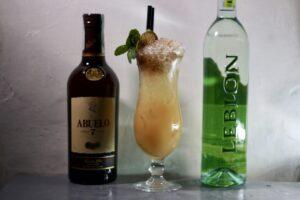 drink DJANGO di Manuel Di Cecco del bar Freni e Frizioni di Roma 2