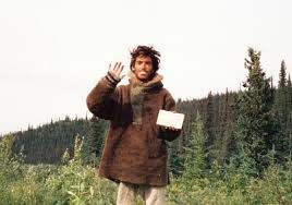 Christopher McCandless into the wild