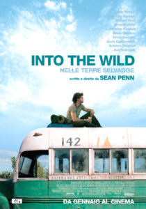 into the wild locandina film
