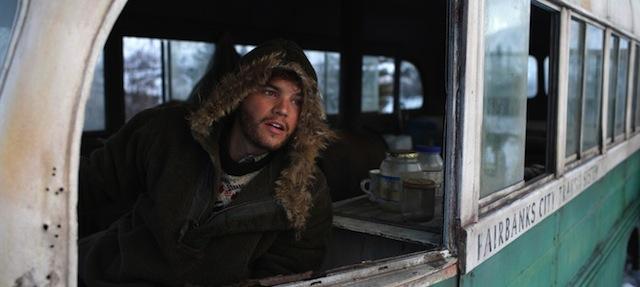 Emile Hirsch protagonista del film into the wild